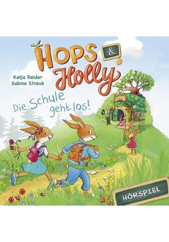 Musik-CD »Schule Geht Los,Die! / Hops & Holly« kaufen