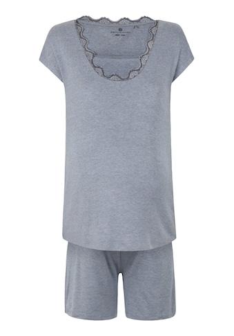 Bellybutton Umstandspyjama »Nightwear«, Set: Umstands-,Stillpyjama kurzärmlig kaufen