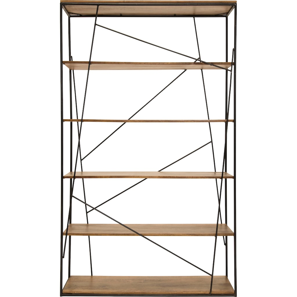 TOM TAILOR Regal »T-NEST SHELF LARGE«, aus Mangoholz, Breite 120 cm