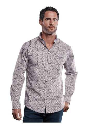 Engbers Hemd mit All - Over - Druck kaufen