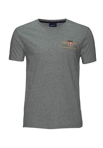 Gant T-Shirt »ARCHIEVE SHIELD« kaufen