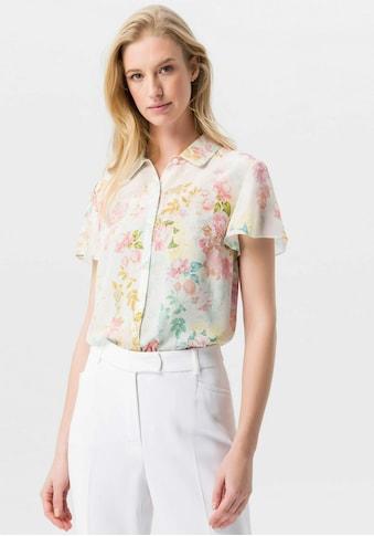 Uta Raasch Kurzarmbluse »Bluse aus 100% Seide«, Knöpfe kaufen