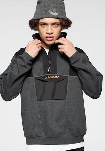 adidas Originals Sweatshirt »FIELD HALF ZIP SWEATSHIRT« kaufen