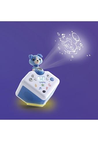 Vtech® Lernspielzeug »V-Story, die Hörspielbox blau«, mit Lichtprojektion und Sound kaufen