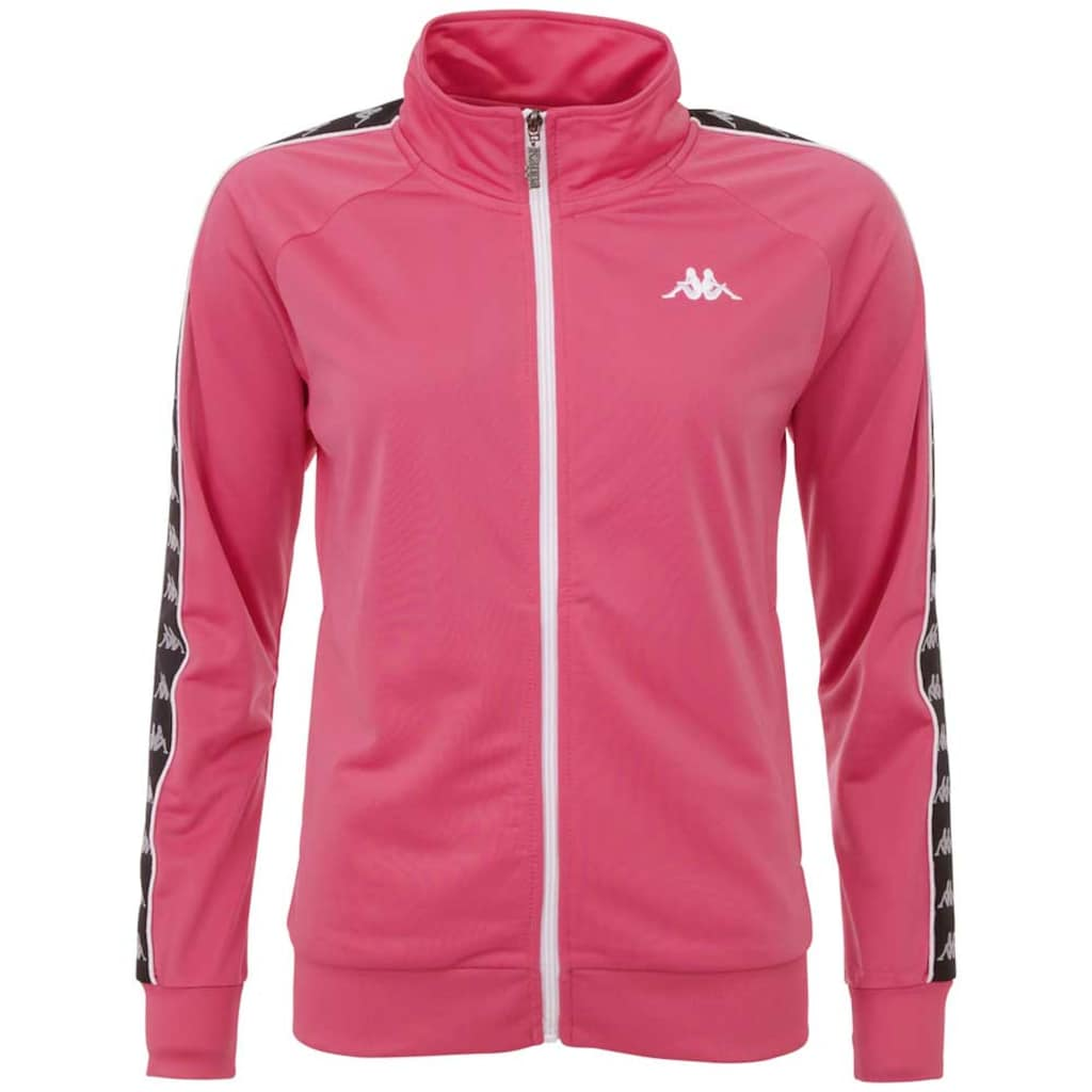 Kappa Trainingsjacke »AUTHENTIC ELLEN«, in modischem Retro Design<br />