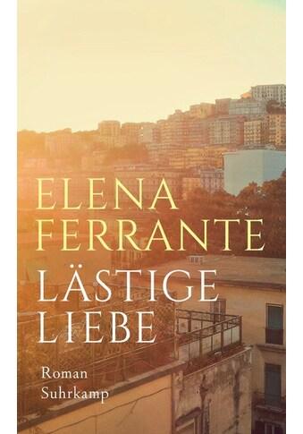Buch »Lästige Liebe / Elena Ferrante, Karin Krieger« kaufen