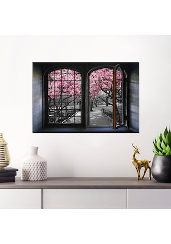 queence Wandsticker »Kirschblüten« kaufen