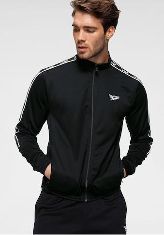 Reebok Classic Trainingsjacke »CL F VECTOR TAPE TR« kaufen