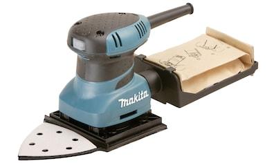Makita Schwingschleifer »BO4565J«, inkl. Staubbox mit Mikrofilter kaufen