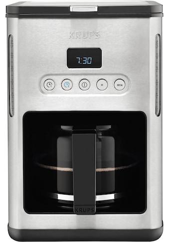 Krups Filterkaffeemaschine »KM442D«, Papierfilter, 1x4, mit Keep Warm-Funktion kaufen