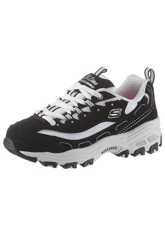 Skechers Kids Sneaker »D` Lites«, mit Air-Cooled Memory Foam kaufen
