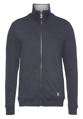 TOM TAILOR Sweatshirt, mit halswärmendem Stehkragen kaufen
