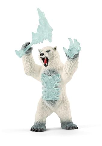 """Schleich® Spielfigur """"Eldrador, Blizzard Bär mit Waffe (42510)"""" kaufen"""