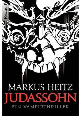 Buch »Judassohn / Markus Heitz« kaufen