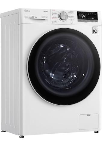 LG Waschtrockner »V5WD85SLIM« kaufen