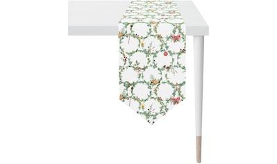 APELT Tischband »3606 Winterwelt«, Digitaldruck kaufen