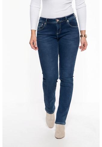 ATT Jeans 5-Pocket-Jeans »Stella«, aus robustem Denim kaufen