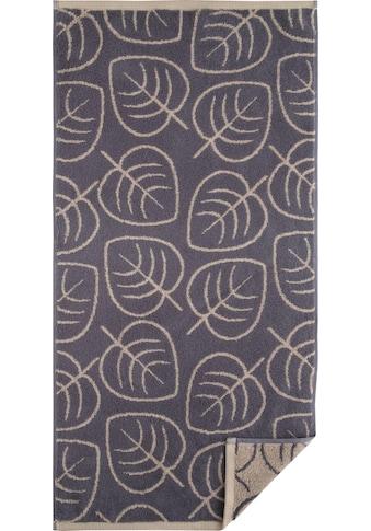 Egeria Handtücher »Lina«, (2 St.), mit Blättern kaufen