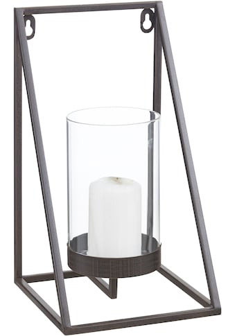andas Wandkerzenhalter »Industrial Candleholder«, Kerzen-Wandleuchter, Kerzenhalter, Kerzenleuchter hängend, Wanddeko, aus Metall kaufen