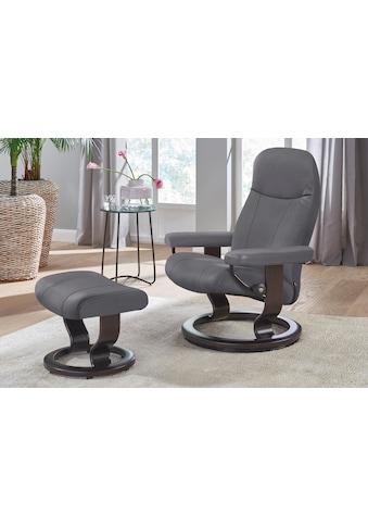 Stressless® Relaxsessel »Garda«, mit Hocker, mit Classic Base, Größe M, Gestell Wenge kaufen