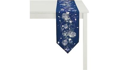 Tischband, »2601 Christmas Elegance, Digitaldruck«, APELT (1 - tlg.) kaufen