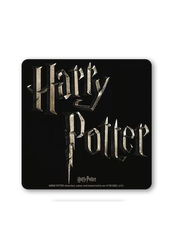 LOGOSHIRT Untersetzer mit tollem Harry Potter-Motiv kaufen