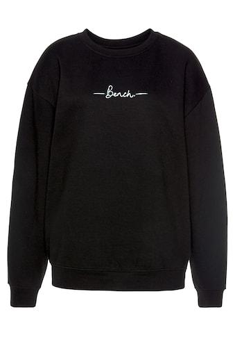 Bench. Sweatshirt »OLIVIA« kaufen