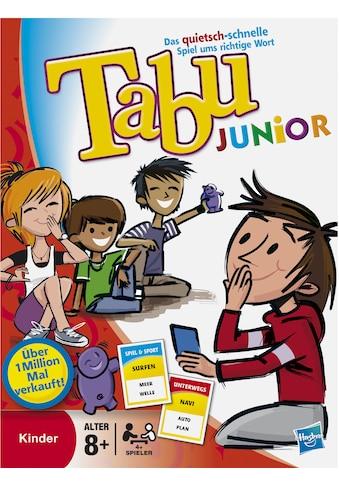 Hasbro Spiel »Tabu Junior«, Made in Europe kaufen