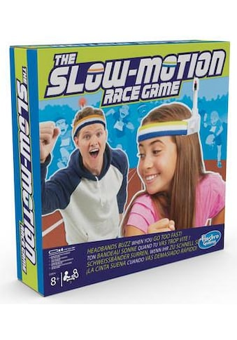 Hasbro Spiel »The Slow Motion Race Game« kaufen