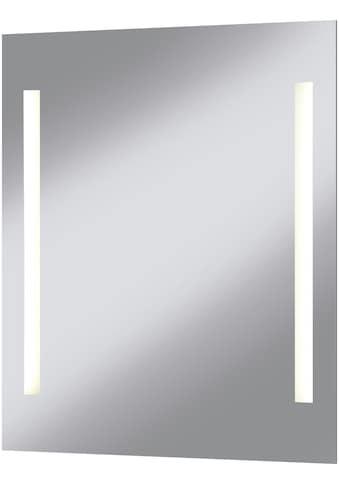 welltime LED-Lichtspiegel »Miami«, 60 x 70 cm kaufen