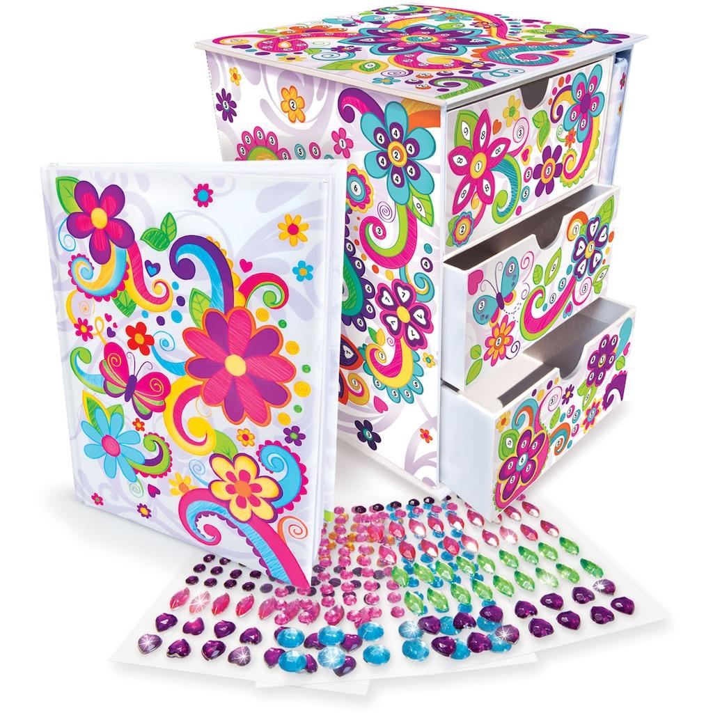Sticky Mosaics Kreativset »Schmuckkästchen mit Notizbuch«