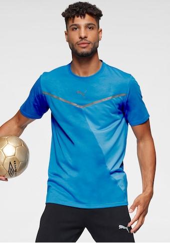 PUMA Trainingsshirt »TRAIN THERMO R+ BND SHORT SLEEVE TE« kaufen