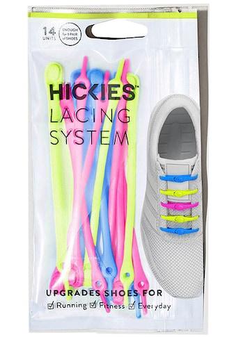 Hickies Schnürsenkel »HICKIES 2.0«, (Set, 14 tlg.) kaufen
