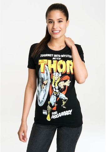 LOGOSHIRT T-Shirt »Thor For Asgaaard«, mit lizenzierten Originaldesign kaufen