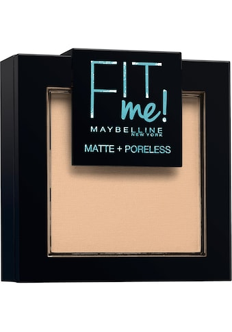 "MAYBELLINE NEW YORK Puder ""FIT ME Matte & Poreless"" kaufen"