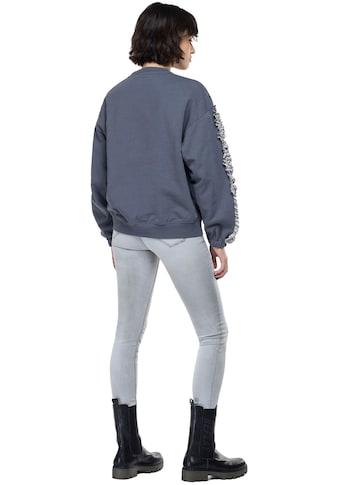 Replay Sweatshirt, mit Aufdruck in zwei Farben kaufen