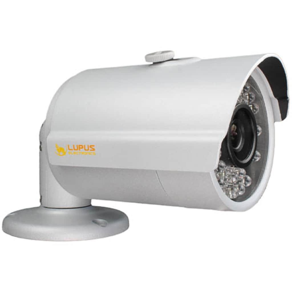 LUPUS ELECTRONICS Überwachungskamera »LE 139 HD-1080p Full HDTV Kamera«, Außenbereich, Smart Home Zubehör