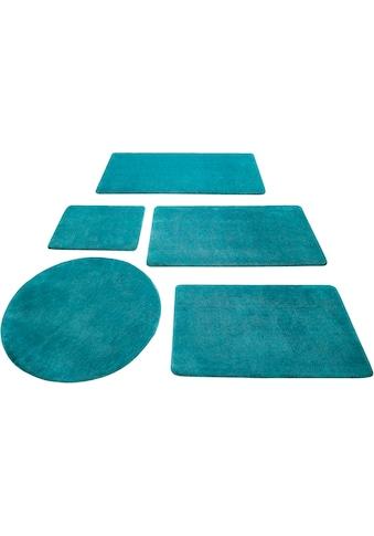 Badematte »Joris«, Wecon home Basics, Höhe 20 mm, rutschhemmend beschichtet kaufen