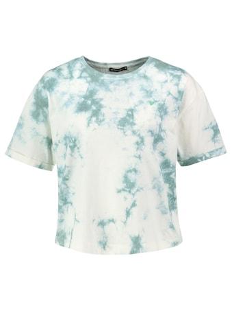 Stitch & Soul Rundhalsshirt, mit Batik kaufen