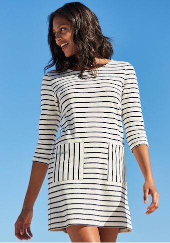 KangaROOS Sweatkleid, im maritimen Streifenmuster kaufen