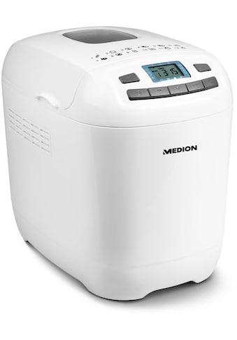 Medion® Brotbackautomat »MD 18636 / 50063510«, 12 Programme, 650 W kaufen