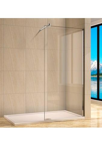 welltime Walk-in-Dusche »Rom«, Breite 120 cm, Duschabtrennung kaufen