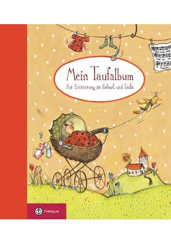 Buch »Mein Taufalbum / Ursula Klammer, Nina Hammerle« kaufen