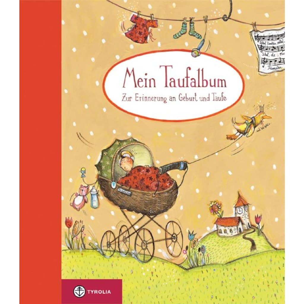 Buch »Mein Taufalbum / Ursula Klammer, Nina Hammerle«