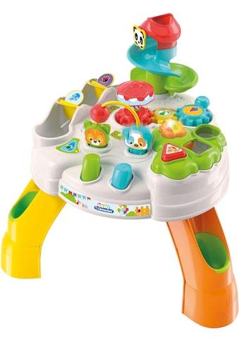 Clementoni® Spieltisch »Baby Park Activity Table«, mit Licht und Sound; Made in Europe kaufen