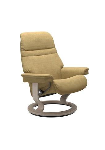 Stressless® Relaxsessel »Sunrise«, mit Classic Base, Größe M, Gestell Whitewash kaufen