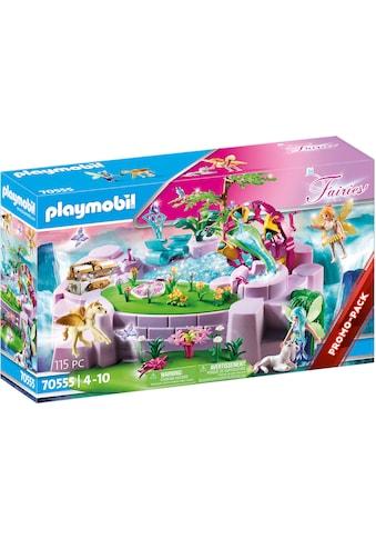 Playmobil® Konstruktions-Spielset »Zaubersee im Feenland (70555), Magic« kaufen