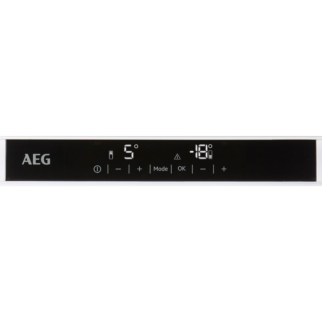 AEG Einbaukühlgefrierkombination »S18E5T«