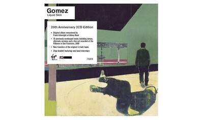 Musik-CD »Liquid Skin (20th Anniv.Edition) / Gomez« kaufen