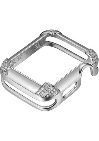 SKY•B Smartwatch-Hülle »PAVÉ CORNERS, W002S40, 40 mm«, Watch kaufen
